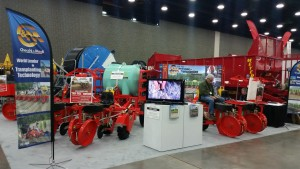 National Farm Machinery Show in Louisville, KY Booth #8144, South Wing C